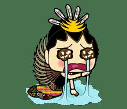 Cute Garuda Nusantara Fairy sticker #8192277