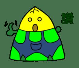 Baby Bamboo 1 sticker #8195435
