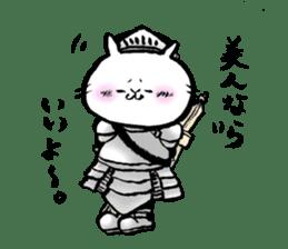 Rabbit Knight sticker #8196230
