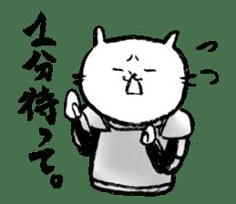 Rabbit Knight sticker #8196238
