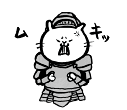 Rabbit Knight sticker #8196239