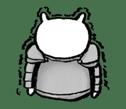 Rabbit Knight sticker #8196242