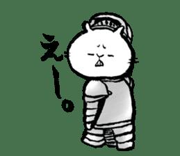 Rabbit Knight sticker #8196248