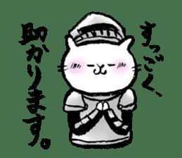 Rabbit Knight sticker #8196249
