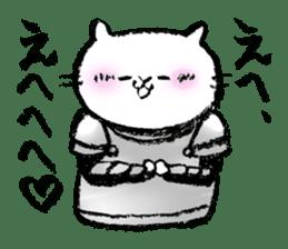 Rabbit Knight sticker #8196250