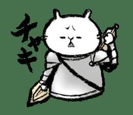 Rabbit Knight sticker #8196251