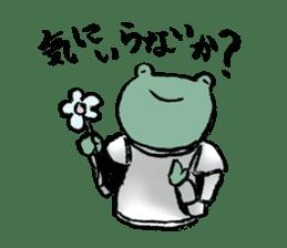 Rabbit Knight sticker #8196257