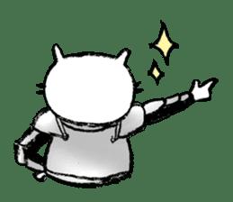 Rabbit Knight sticker #8196260