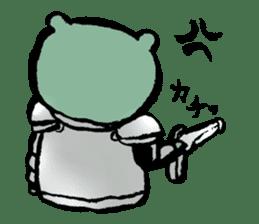 Rabbit Knight sticker #8196265