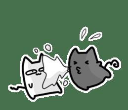 Ten nyan evil Nyan 3 -hay fever- sticker #8201390