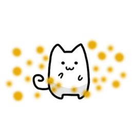 Ten nyan evil Nyan 3 -hay fever- sticker #8201394