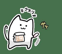 Ten nyan evil Nyan 3 -hay fever- sticker #8201410