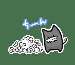 Ten nyan evil Nyan 3 -hay fever- sticker #8201425
