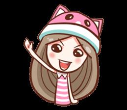 Yes, I'm Kawaii (EN) sticker #8215876