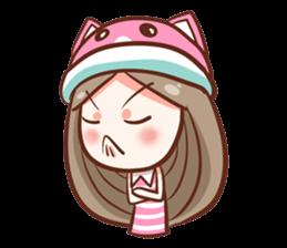 Yes, I'm Kawaii (EN) sticker #8215877