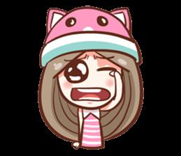 Yes, I'm Kawaii (EN) sticker #8215878