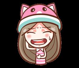 Yes, I'm Kawaii (EN) sticker #8215879