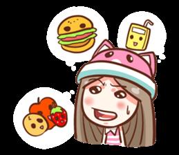 Yes, I'm Kawaii (EN) sticker #8215880