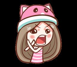 Yes, I'm Kawaii (EN) sticker #8215882