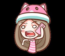 Yes, I'm Kawaii (EN) sticker #8215884