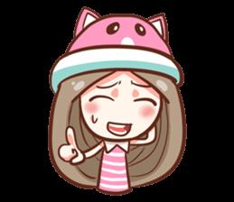 Yes, I'm Kawaii (EN) sticker #8215885