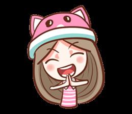 Yes, I'm Kawaii (EN) sticker #8215892