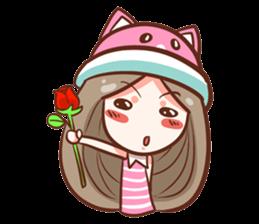 Yes, I'm Kawaii (EN) sticker #8215894