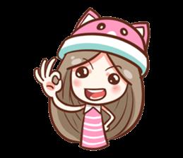 Yes, I'm Kawaii (EN) sticker #8215895
