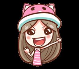 Yes, I'm Kawaii (EN) sticker #8215896