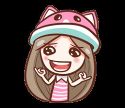 Yes, I'm Kawaii (EN) sticker #8215898