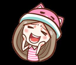 Yes, I'm Kawaii (EN) sticker #8215899