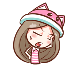 Yes, I'm Kawaii (EN) sticker #8215904