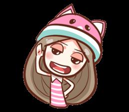 Yes, I'm Kawaii (EN) sticker #8215905