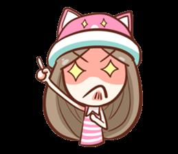 Yes, I'm Kawaii (EN) sticker #8215909
