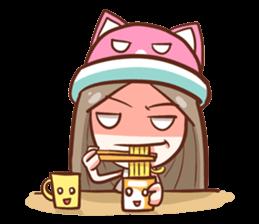 Yes, I'm Kawaii (EN) sticker #8215910