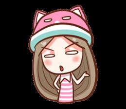 Yes, I'm Kawaii (EN) sticker #8215911