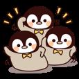 にぎやか日常ペンギン