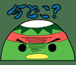 Hatimakikappa sticker #8226573