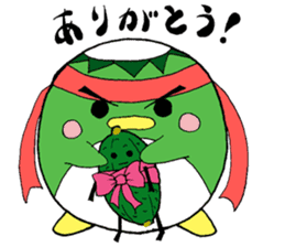 Hatimakikappa sticker #8226576