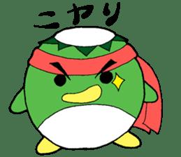 Hatimakikappa sticker #8226579