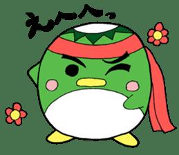 Hatimakikappa sticker #8226582