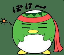 Hatimakikappa sticker #8226583