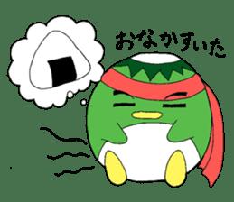 Hatimakikappa sticker #8226584