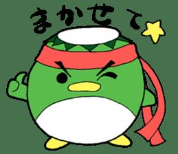 Hatimakikappa sticker #8226586