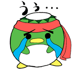 Hatimakikappa sticker #8226588