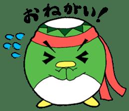 Hatimakikappa sticker #8226594