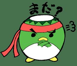 Hatimakikappa sticker #8226596