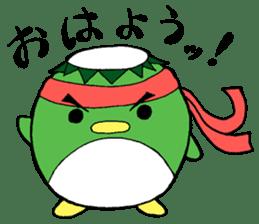 Hatimakikappa sticker #8226597