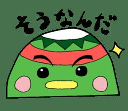 Hatimakikappa sticker #8226606