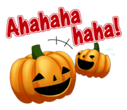Halloween parade sticker #8227182